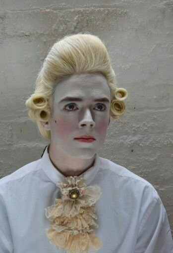 New 18Th Century Hair And Makeup Tales Of Hoffmann Ideas With Pictures