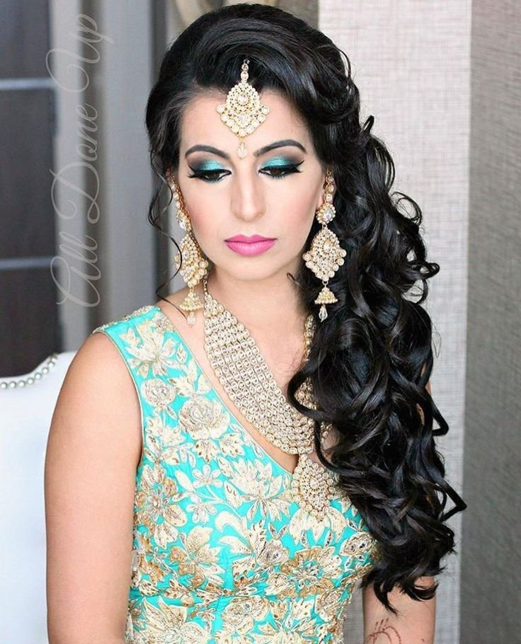 New 1000 Ideas About Indian Wedding Hairstyles On Pinterest Ideas With Pictures