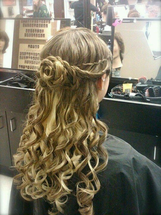 New 45 Best Images About Semi Formal On Pinterest Hairstyles Ideas With Pictures