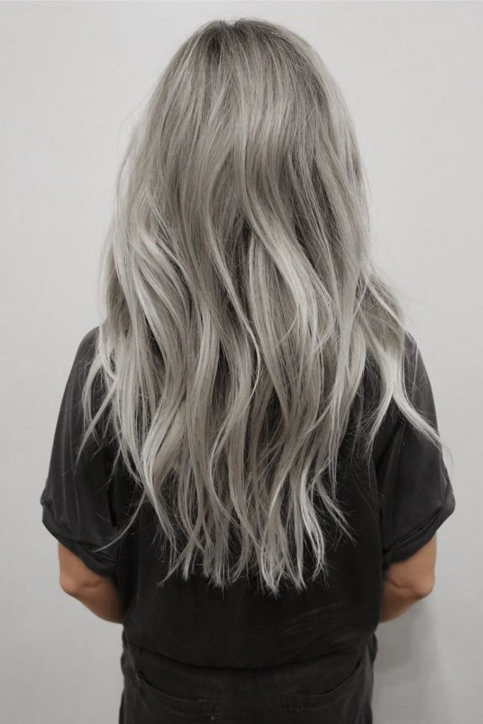 New 1000 Ideas About Grey Hair Dyes On Pinterest Silver Ideas With Pictures