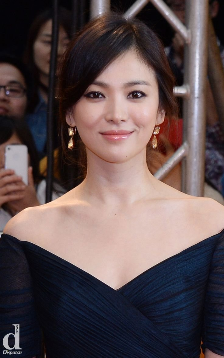 New Song Hye Kyo Hairstyle Ideas With Pictures - June 2020 ...