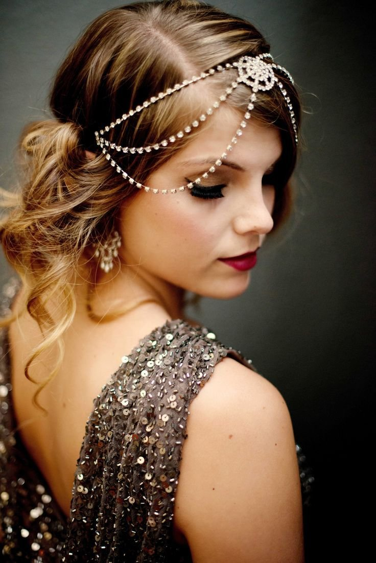 New Pretty Hairstyles For Long Hair 1920S Great Gatsby Ideas With Pictures