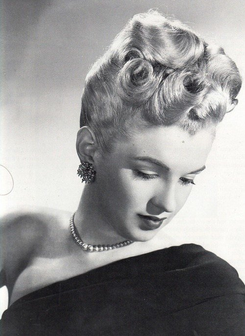 New 271 Best Images About 1940 S Hairstyles On Pinterest Ann Ideas With Pictures