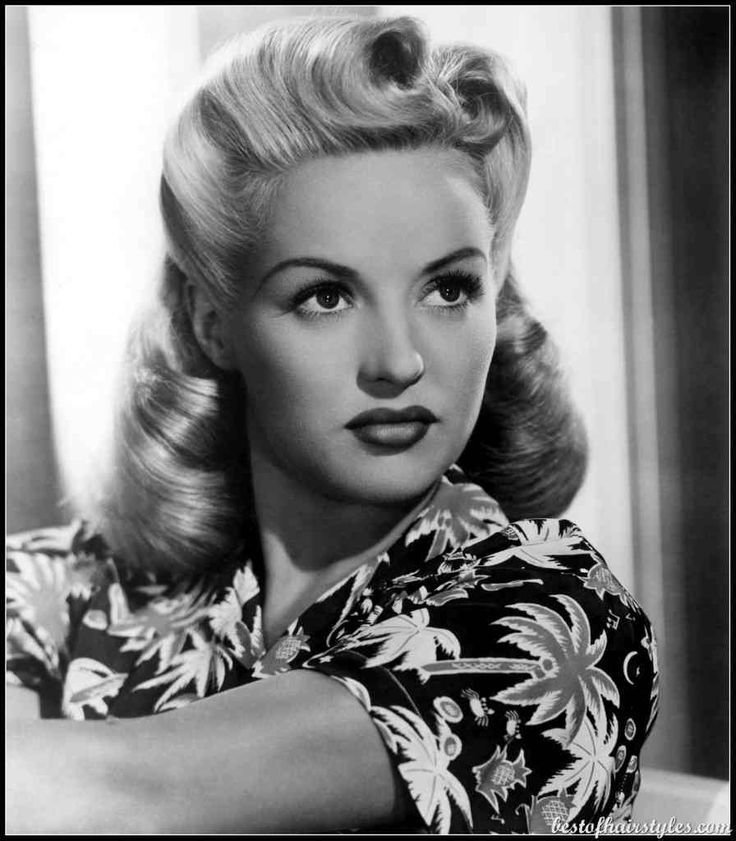 New 1940S Hairstyle Hair Ideas Pinterest 1940S Ideas With Pictures