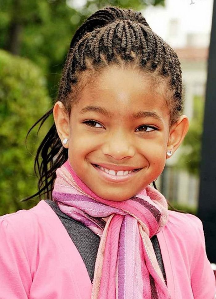 New 9 Best Images About Little Black Girls Hairstyles On Ideas With Pictures