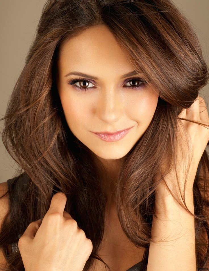 New Chocolate Brown Hair Colour With Depth Love This Color Ideas With Pictures
