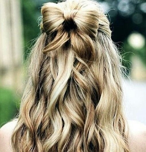 New Bow Hairstyle Hair Styles Pinterest Hair Bows Hair Ideas With Pictures