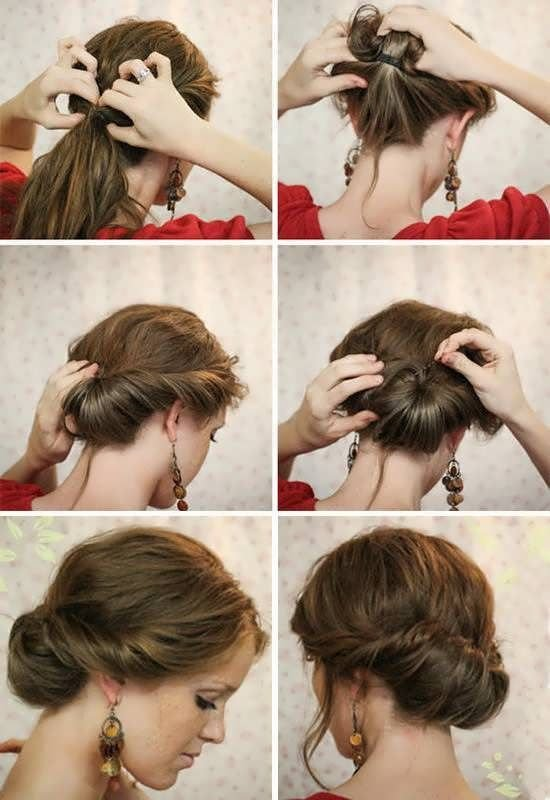 New 11 Easy Hairstyles Step By Step Hairstyles For All Ideas With Pictures