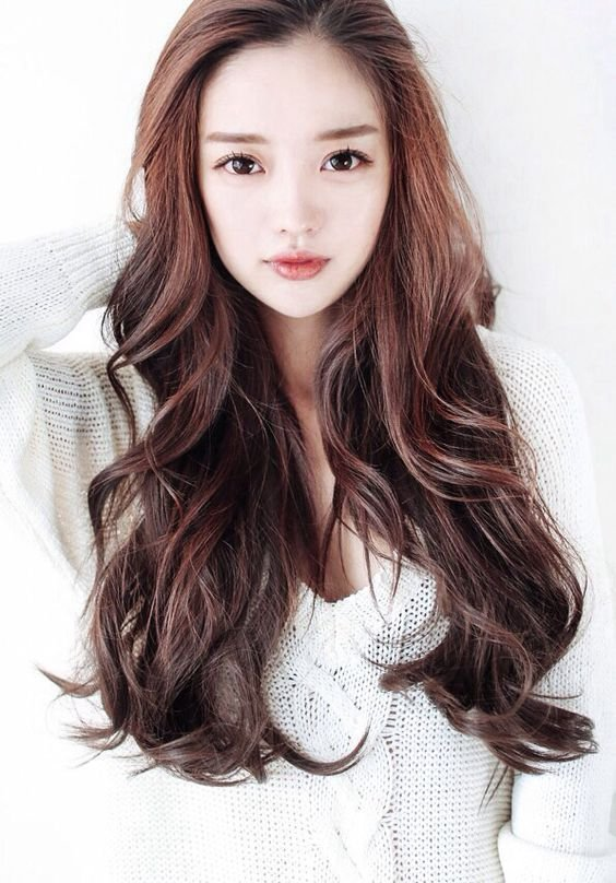 New 25 Best Ideas About Long Asian Hairstyles On Pinterest Ideas With Pictures
