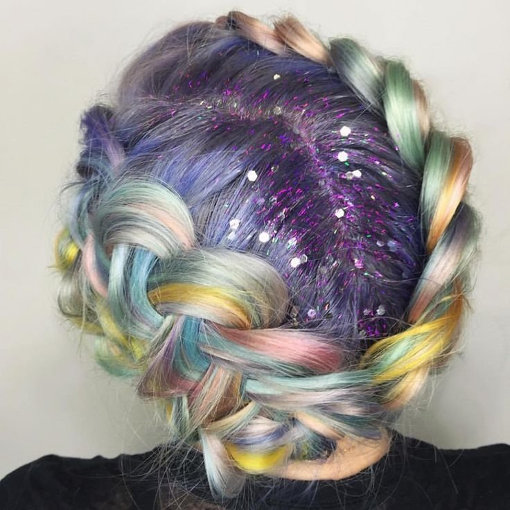 New 11 Best Images About Fantasy Hair Color Insanely Ideas With Pictures
