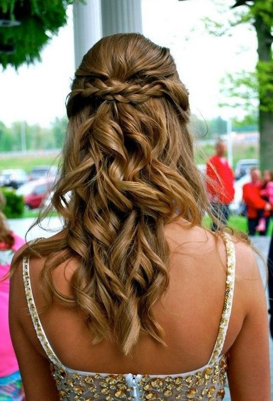 New 19 Prom Hair Ideas Beautiful Prom Hairstyles For 2014 Ideas With Pictures