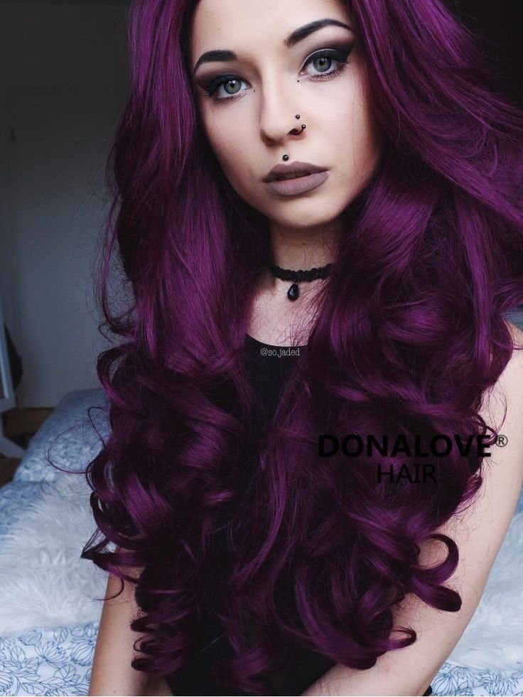 New Best 25 Purple Hair Colors Ideas On Pinterest Ideas With Pictures