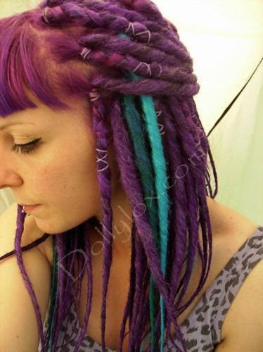 New 120 Best Images About Color Dreads On Pinterest Barrel Ideas With Pictures