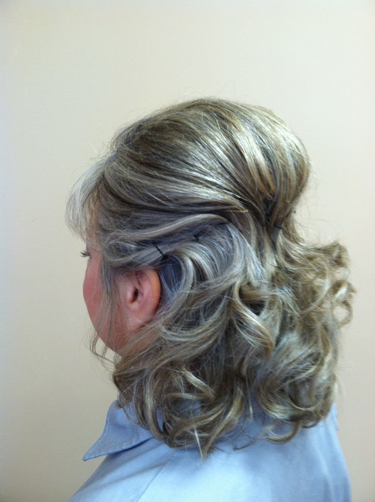 New Mother Of The Bride Side View Paul Hyland Salon And Day Ideas With Pictures