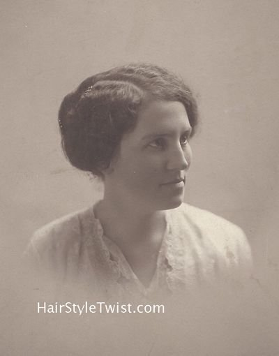 New 17 Best Images About Hairstyles 1900 On Pinterest The Ideas With Pictures