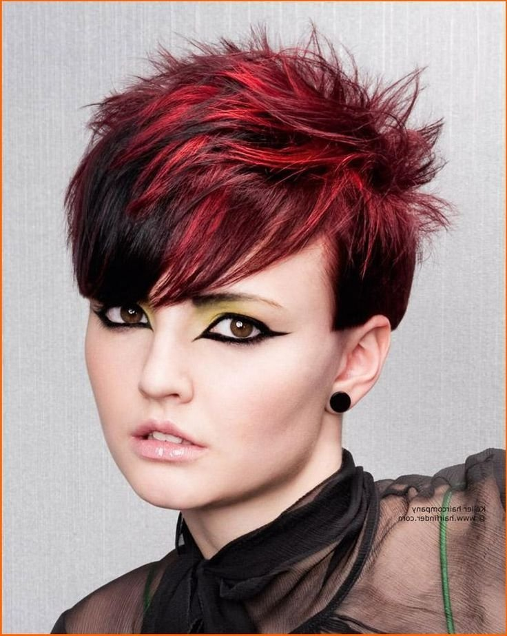 New 17 Best Ideas About Short Funky Hairstyles On Pinterest Ideas With Pictures
