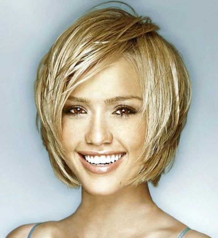 New Hair Cuts On Pinterest Heart Shaped Faces Short Hairstyles Ideas With Pictures Original 1024 x 768
