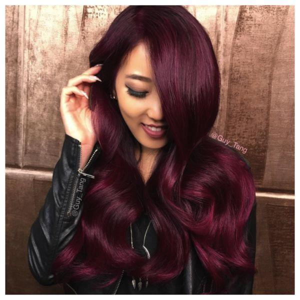 New 25 Best Ideas About Cherry Cola Hair On Pinterest Ideas With Pictures