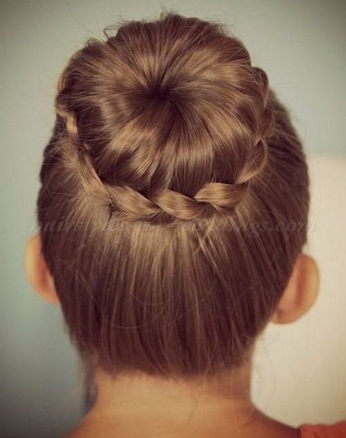 New 25 Best Flower Girl Hairstyles Ideas On Pinterest Ideas With Pictures