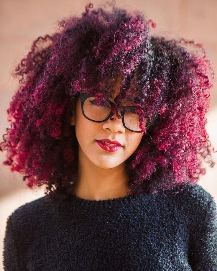 New Best 25 Dyed Natural Hair Ideas On Pinterest Colored Ideas With Pictures