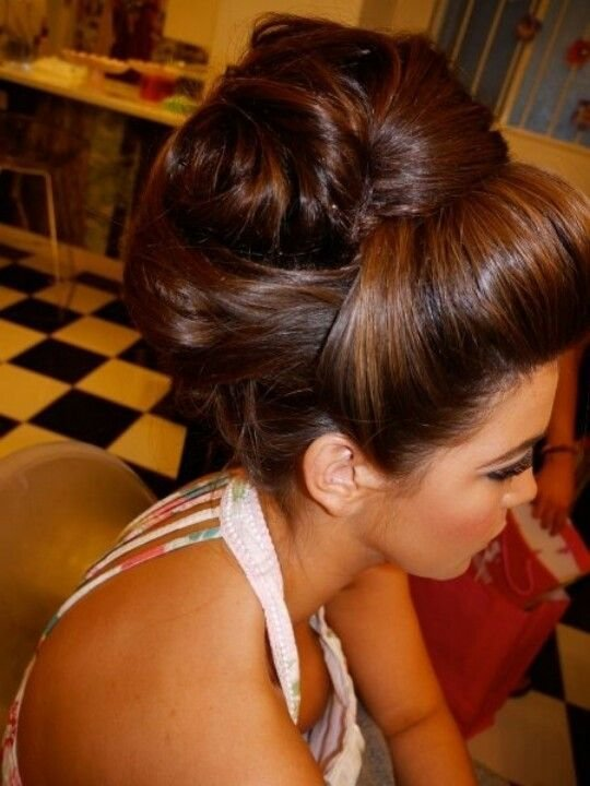 New 25 Best Ideas About Big Hair Updo On Pinterest Big Updo Ideas With Pictures