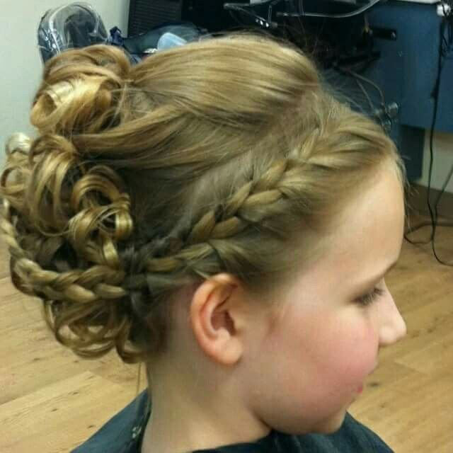 New 1000 Ideas About Little Girl Updo On Pinterest Girls Ideas With Pictures