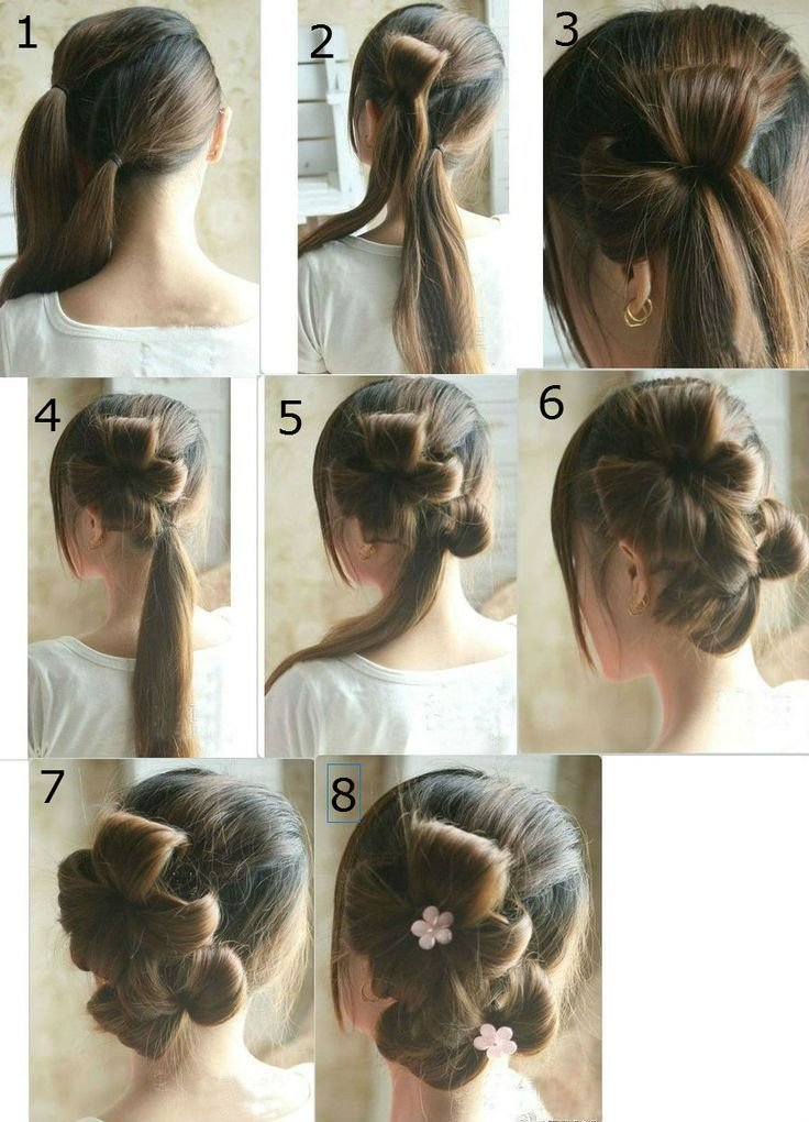 New 17 Best Images About Step By Step Hairstyles On Pinterest Ideas With Pictures
