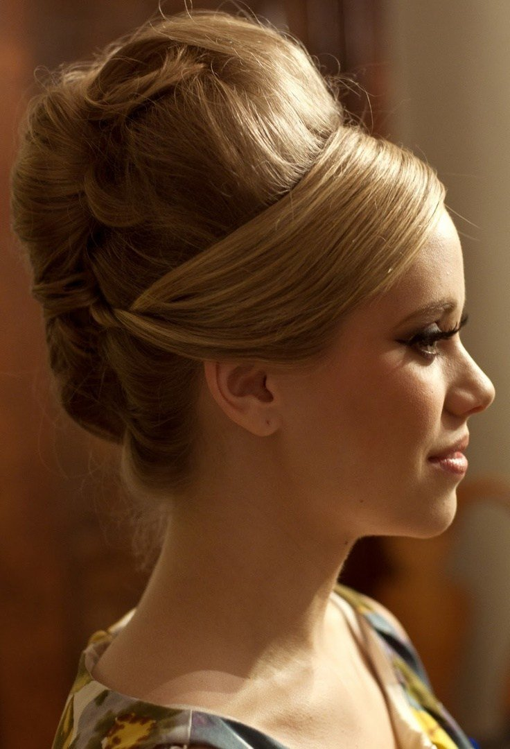 New 60S Updo Big Hair Pinterest Sleeve Updo And Search Ideas With Pictures