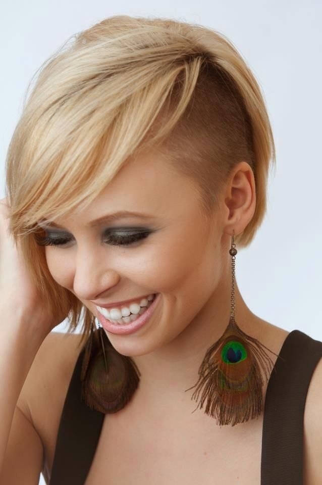New 1000 Ideas About Women S Shaved Hairstyles On Pinterest Ideas With Pictures