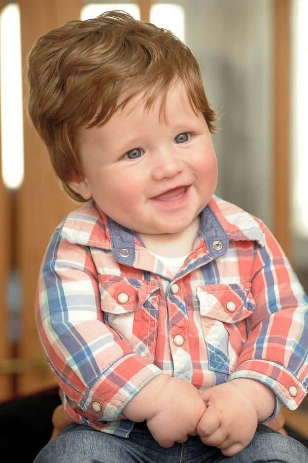 New Hairstyles For 1 Year Old Boy Haircuts Gallery Ideas With Pictures Original 1024 x 768