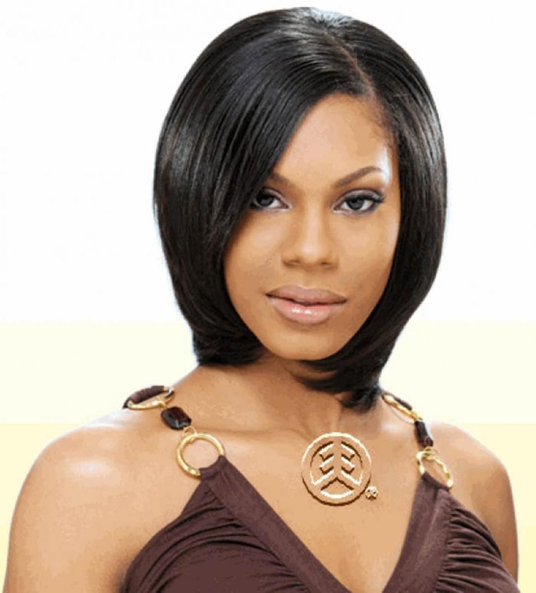 New Tremendous Short Bob Straight Haircut African American 5 Ideas With Pictures Original 1024 x 768
