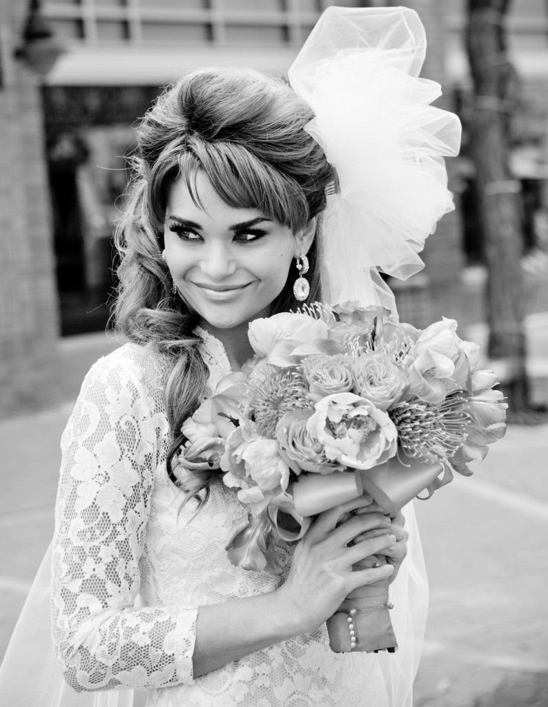 New 1960S Inspired Bridal Hair Makeup Vintage Wedding 10 Ideas With Pictures