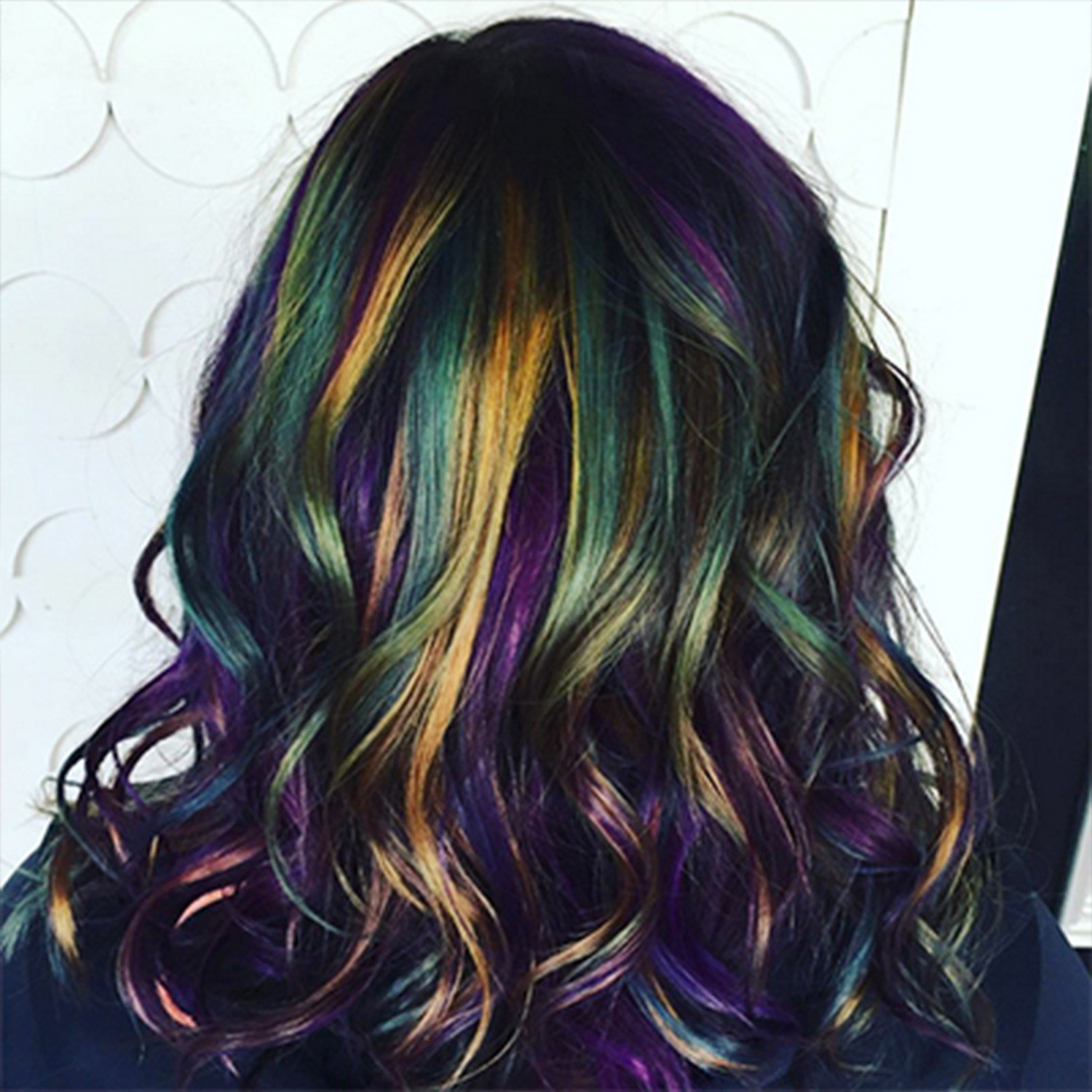 New How To Create Oil Slick Hair Tricoci University Of Ideas With Pictures