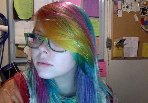 New 26 Lively Fun Hair Color Ideas Creativefan Ideas With Pictures