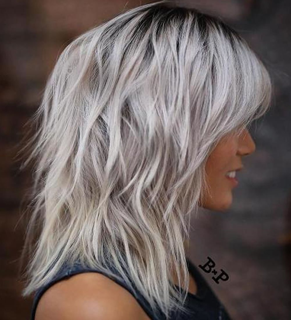 New 22 Cool Sh*G Hairstyles For Fine Hair 2018 2019 – Hairstyles Ideas With Pictures