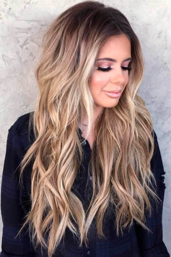 New 14 Ways To Style Long Haircuts With Layers 13 Ilove Ideas With Pictures