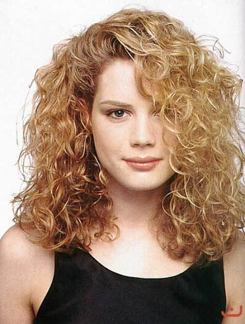 New 20 Best Haircuts For Thick Curly Hair Hairstyles And Ideas With Pictures