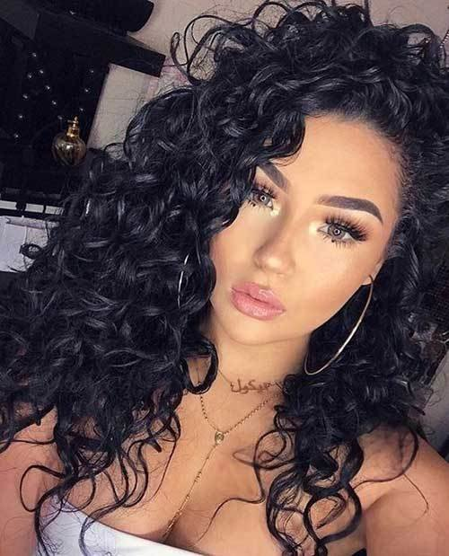 New Best Long Curly Hairstyles For Women 2019 Hairstyles And Ideas With Pictures