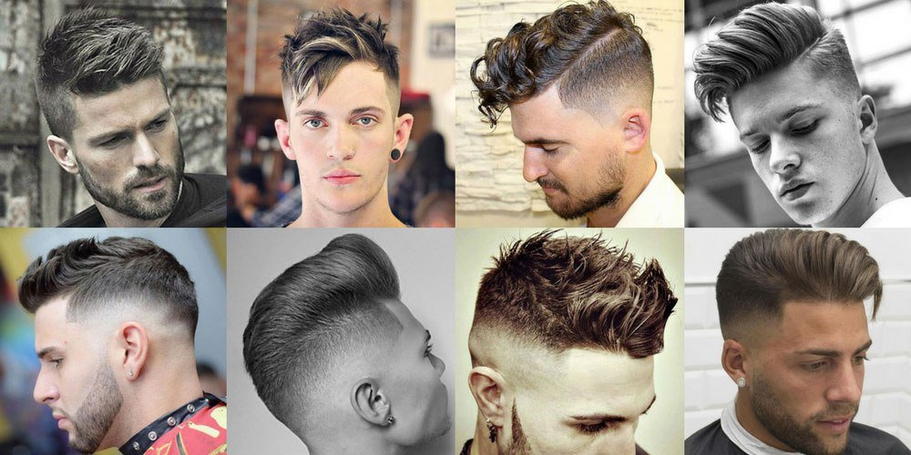 New Top 23 Different Hairstyles For Men 2019 Guide Ideas With Pictures