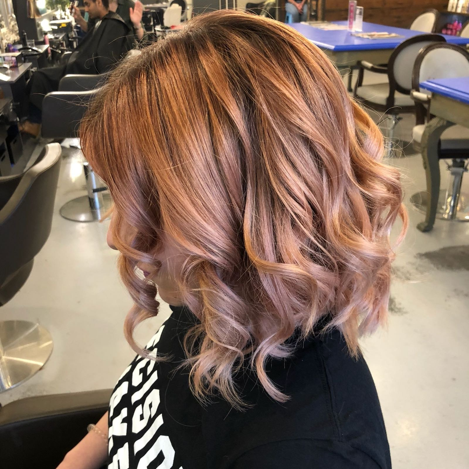 New 2019 Hair Color Trends Ideas With Pictures