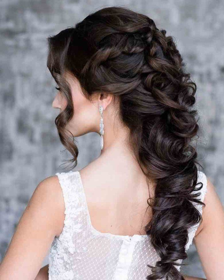 New 21 Classy And Elegant Wedding Hairstyles Modwedding Ideas With Pictures