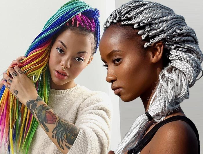 New Awesome Box Braids Hairstyles » New Medium Hairstyles Ideas With Pictures