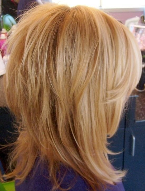 New 14 Trendy Medium Layered Hairstyles Pretty Designs Ideas With Pictures