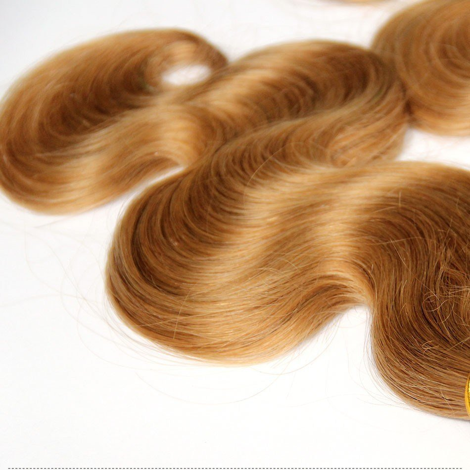 New Honey Blonde Brazilian Hair Body Wave 100 Human Hair Ideas With Pictures