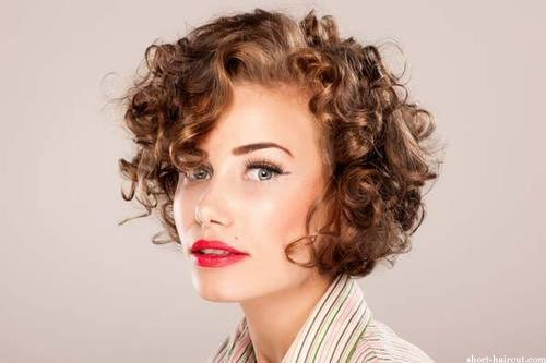 New Short Curly Hairstyles For Women Short Hairstyles 2018 Ideas With Pictures