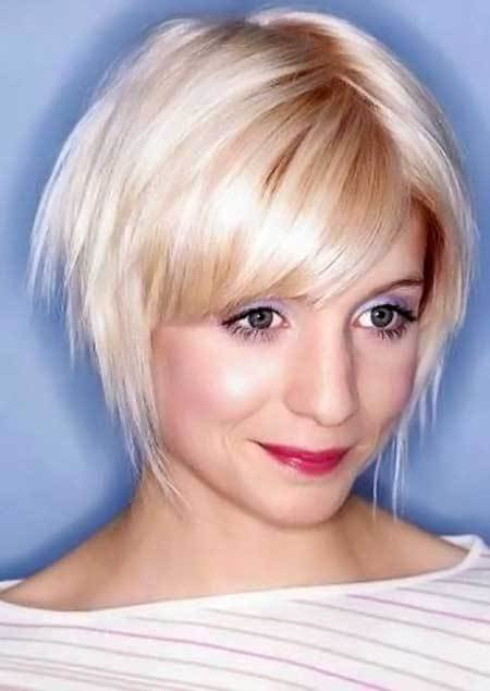 New Latest Short Blonde Hairstyles Short Hairstyles 2018 Ideas With Pictures