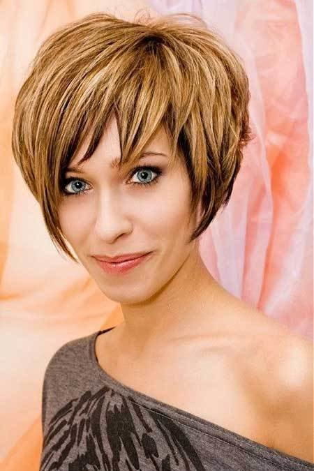 New 35 Short Hair Color Trends 2013 2014 Short Hairstyles Ideas With Pictures