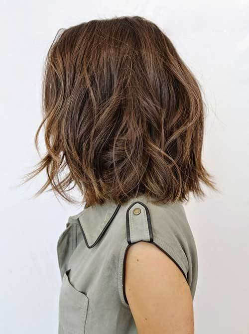 New 10 Bob Hairstyles For Thick Wavy Hair Short Hairstyles Ideas With Pictures Original 1024 x 768