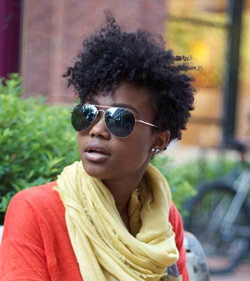 New 20 Cute Hairstyles For Black Girls Short Hairstyles 2017 Ideas With Pictures