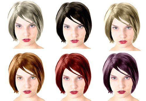 New Change Hair Color Online Ideas With Pictures